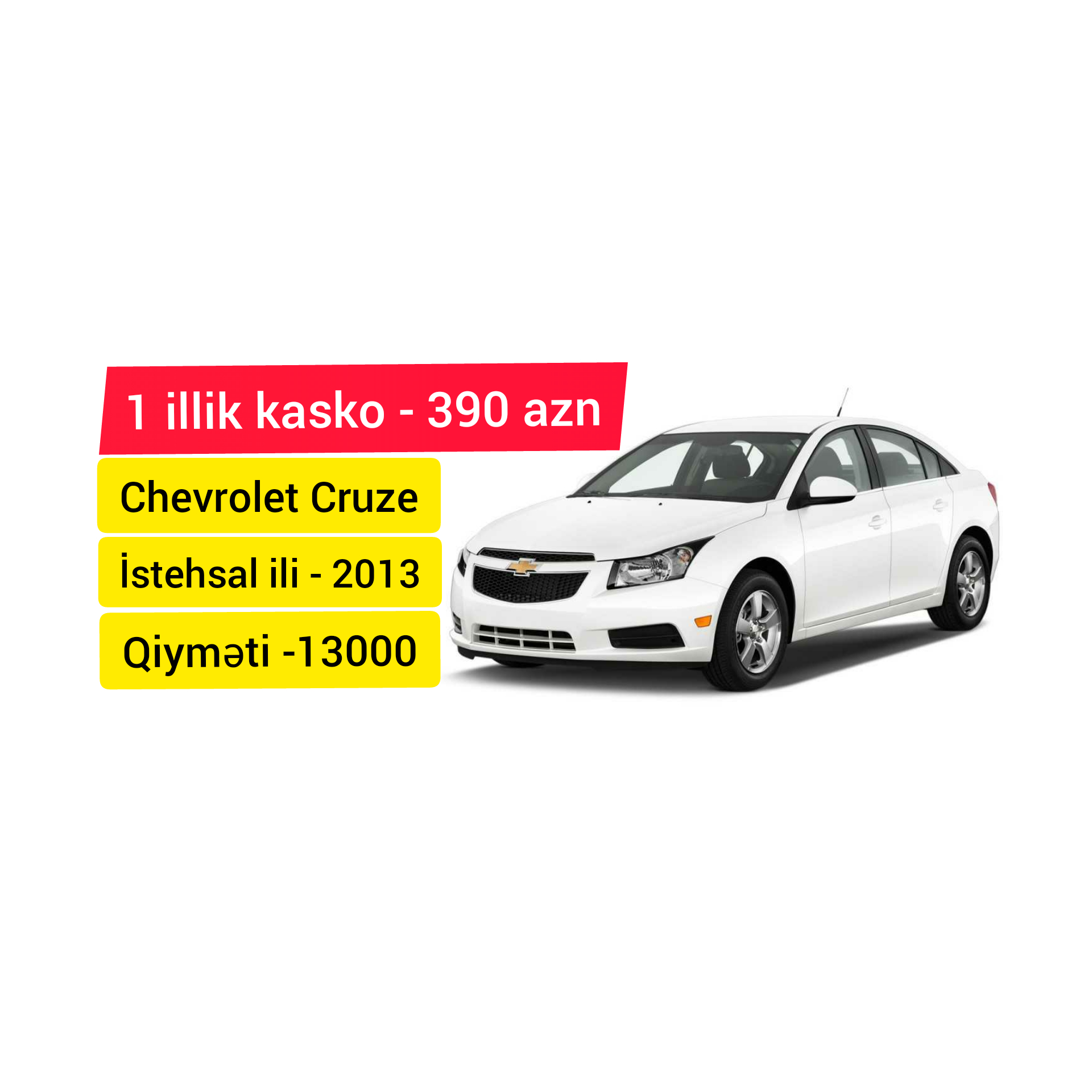 Tam kasko. Bəs sənin avtomobilinin markası nədir?