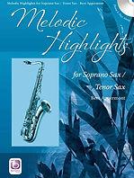 Melodic Highlights, Soprano/Tenor Sax & Piano
