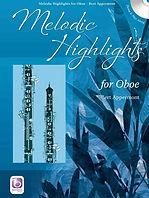 Melodic Highlights, Oboe & Piano