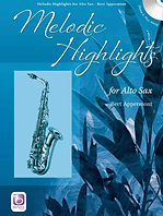 Melodic Highlights, Alto Sax & Piano