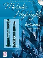 Melodic Highlights, Clarinet & Piano
