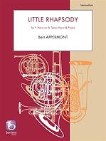 Little Rhapsody - Horn & Piano