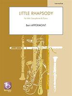 Little Rhapsody - Alto Sax & Piano