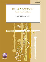 Little Rhapsody - Alto Sax & Piano