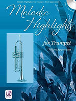 Melodic Highlights, Trumpet & Piano