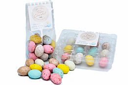 Praliné dragee eggs Candyville - Papa Ch