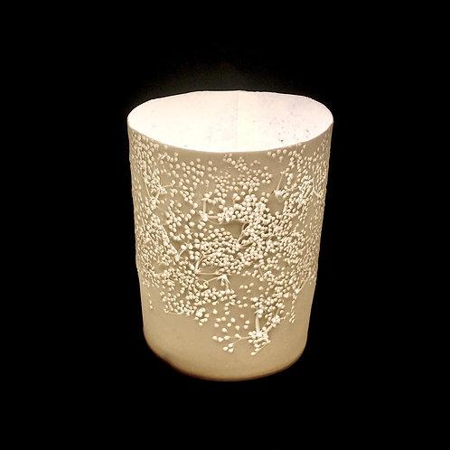 5. Elderflower T light holder