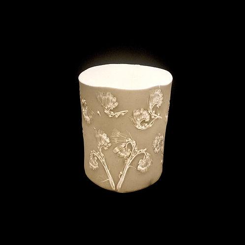 6. Comfrey T light holder