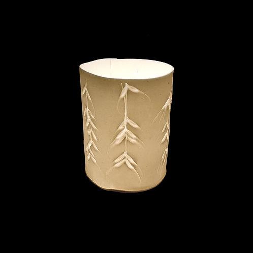 8. Sycamore T light holder