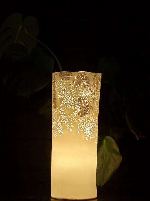 12. Mimosa luster lamp