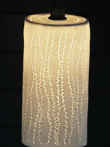 20. Wingnut tree pendant light