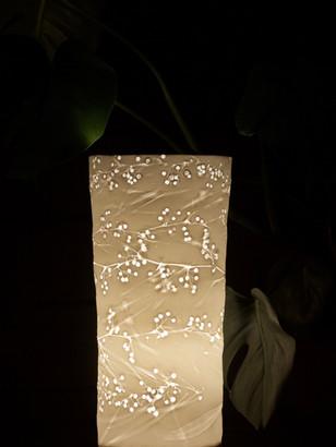 4. Mimosa lamp