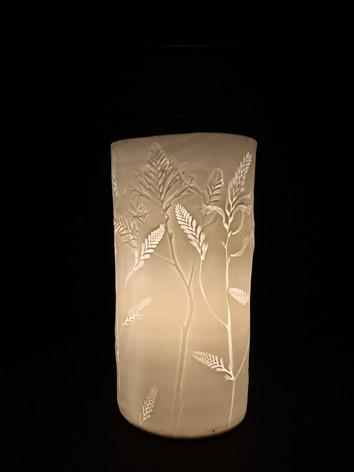 64. Crocosmia lamp