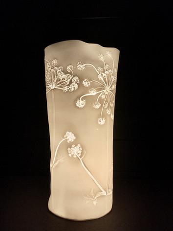 68. Hemlock lamp