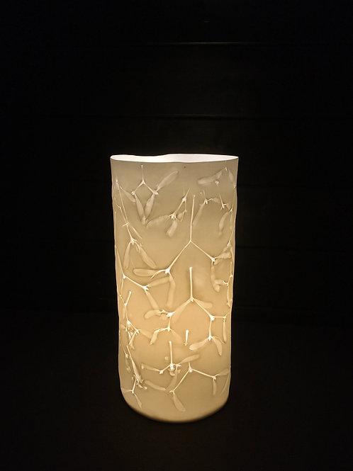 57. Mistletoe lamp