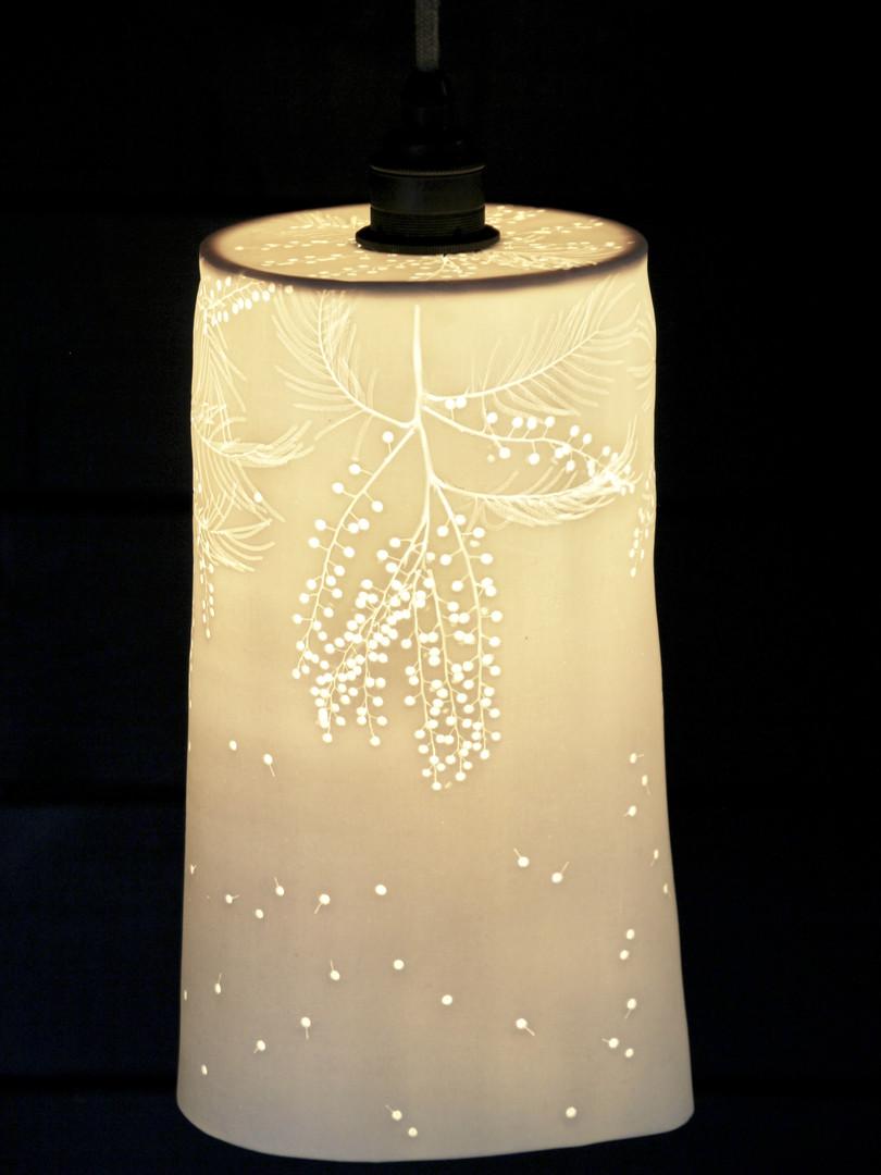 21. Mimosa pendant light