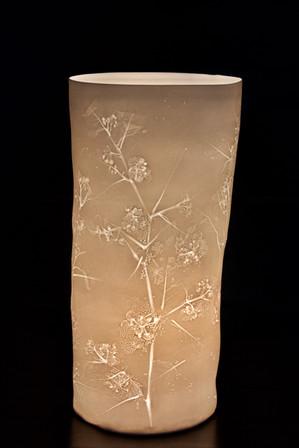 36. Deadly Nightshade lamp
