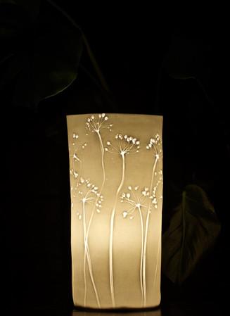 39. Allium lamp