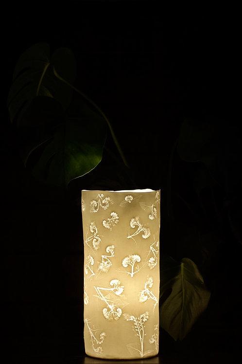 18. Comfrey lamp