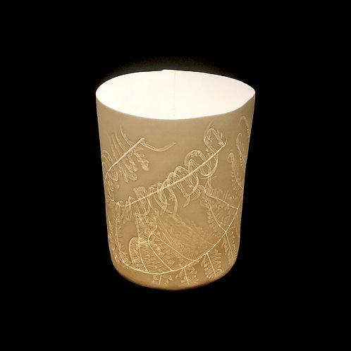 1. Fern T light holder