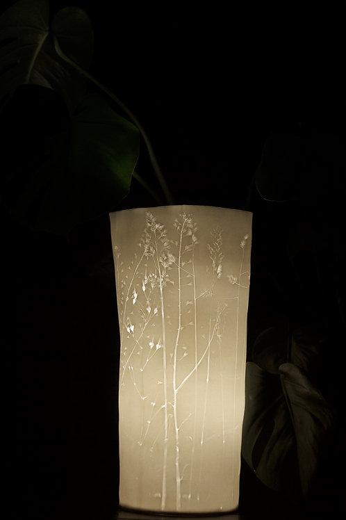 20. Grasses lamp