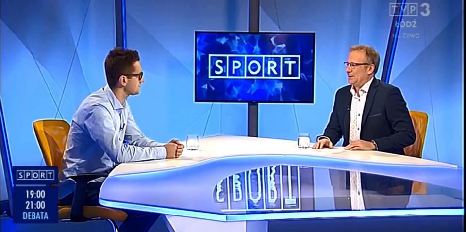 Miko Marczyk wywiad TVP3 Łódź po rajdzie Barbórka i sezonie 2017