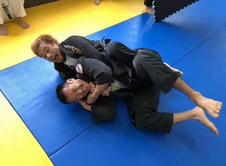 ブラジリアン柔術を練習するとこんな事がおきます!