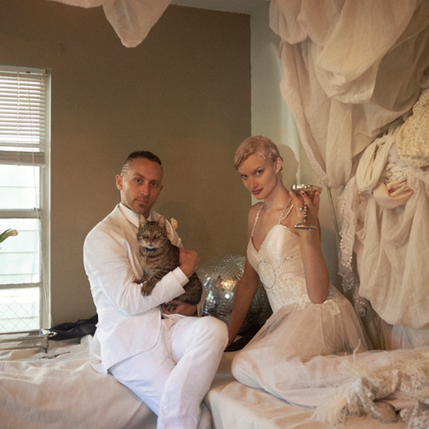 The Dangerouslys Wedding