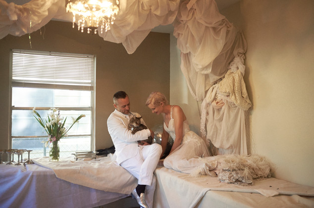 The Dangerously's Wedding