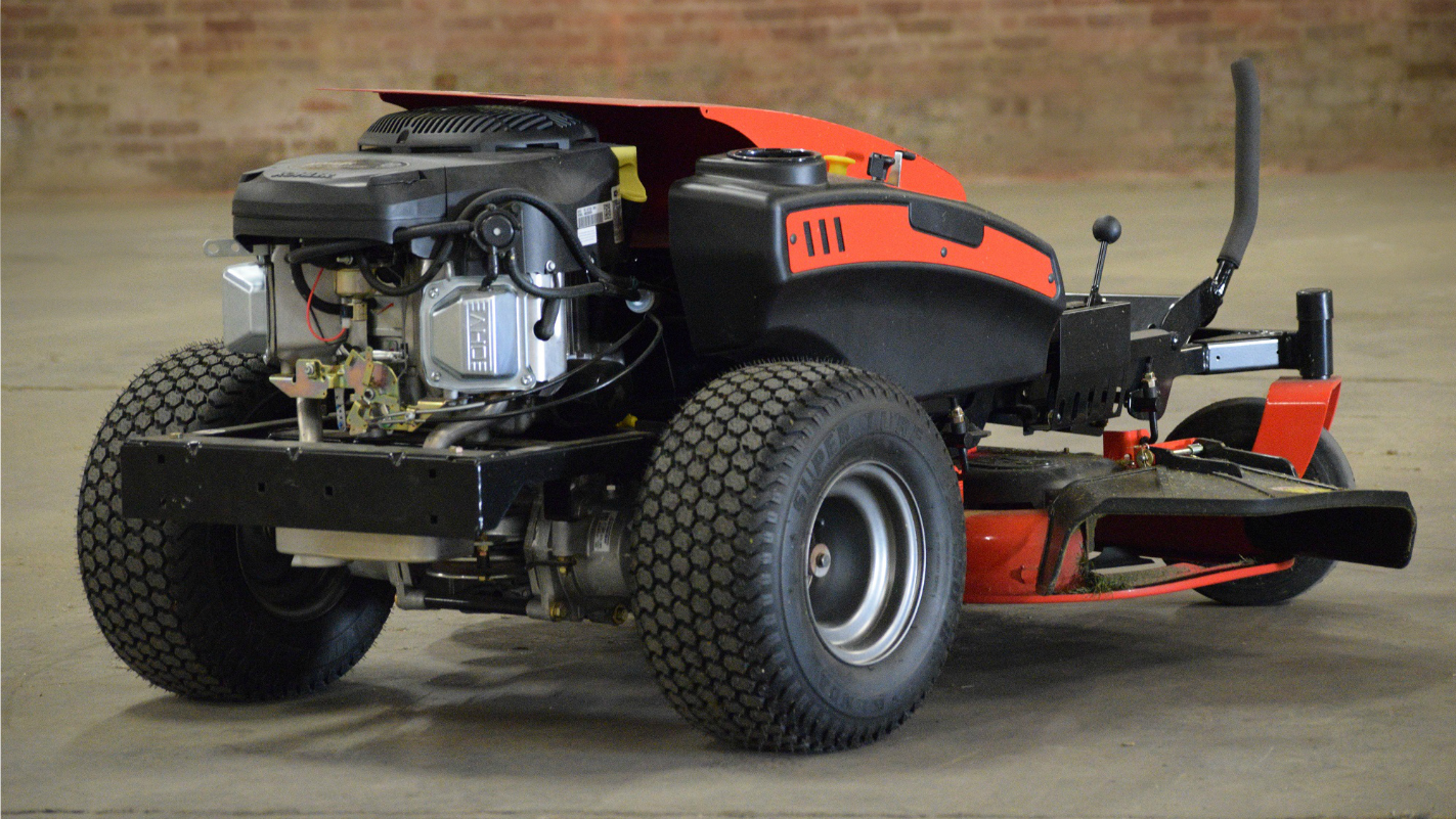 ZTR-42 Remote Control Lawnmower