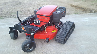 Remote Mowers TRX-42 Slope Mower