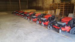 2019 TRX-44-PRO Slope Mowers