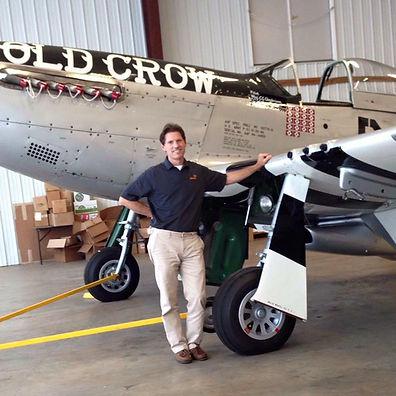 Rendrag Aviation David Gardner Old Crow P51