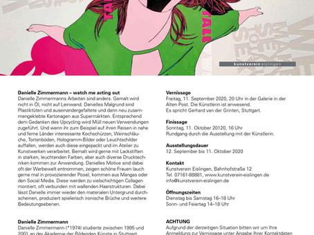 Ausstellung im Kunstverein Eislingen