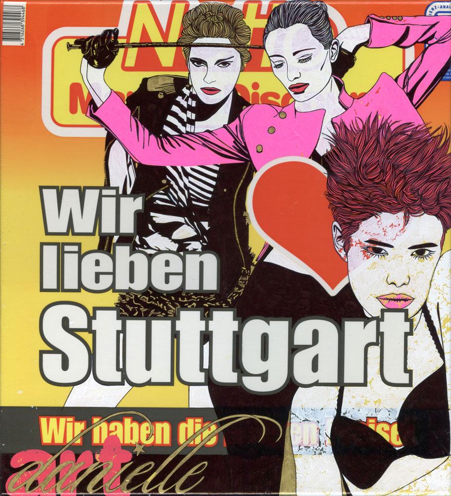 Ein Herz für Stuttgart I