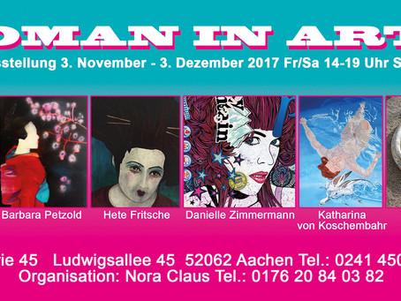 WOMAN IN ART 2