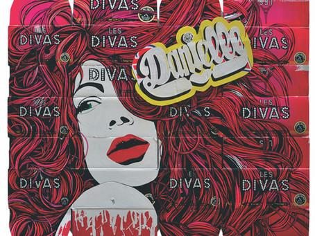 LES DIVAS - Einzelausstellung in der Galerie Merkle
