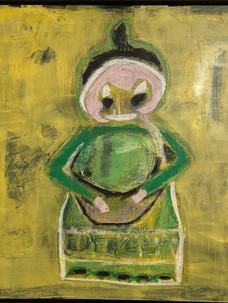 Yellow Buddha, 2020