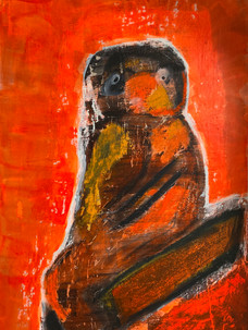 Monk Owl, 2020