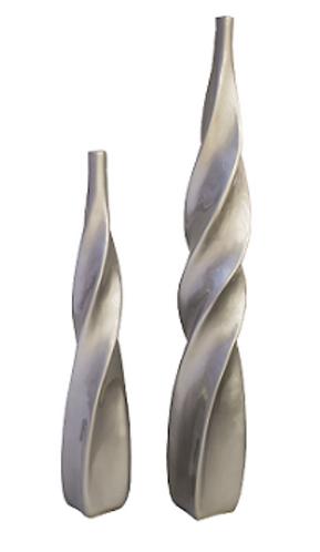 Vase Spiral (set 2) 4002
