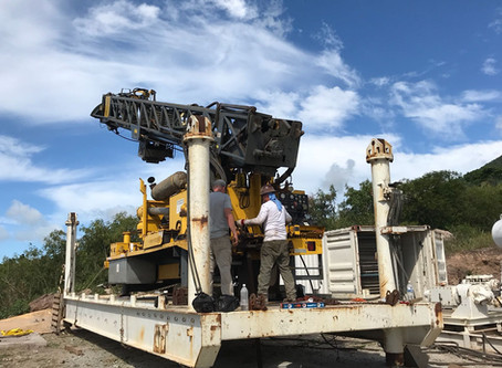 Drilling Rig Team in Place As Nevis Moves Closer to Geothermal