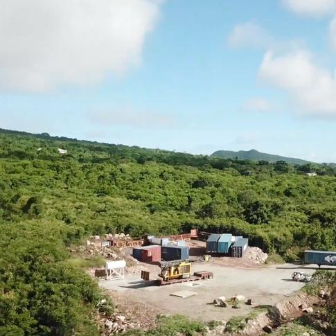 Nevis Site View