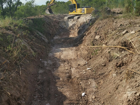 Nevis Geothermal Site Clearing Completed Just Prior to Arrival of Hurricane Irma