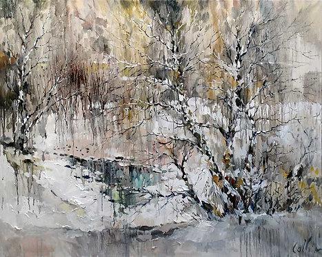 Зима в Лефортово