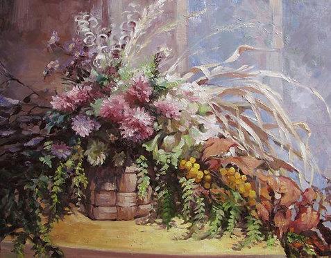 Поздние цветы