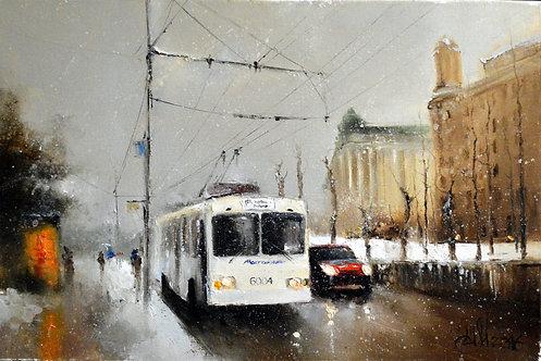 15-й троллейбус