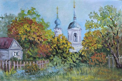 В окрестностях г.Боровска