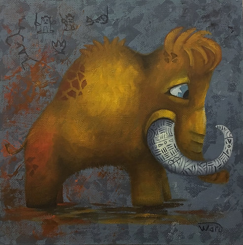 Крипто-мамонт