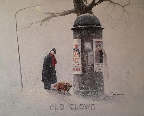 """""""Старый клоун.""""."""