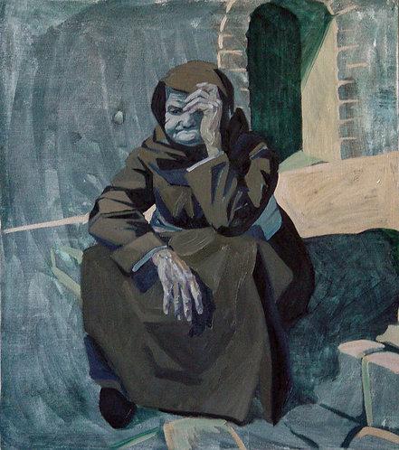 Итальянский монах